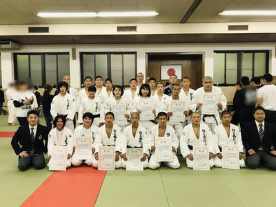 平成31年度和歌山県ジュニア柔道体重別選手権大会