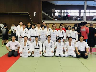 令和元年度和歌山県体重別柔道選手権大会