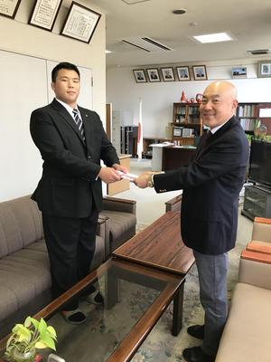 全国高体連韓国遠征に近畿代表として参加しました