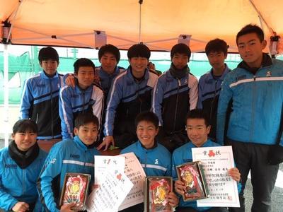 令和元年度 和歌山県高等学校テニス選手権大会