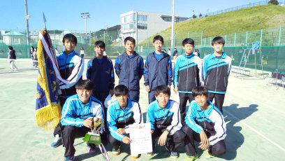 第43回全国選抜高校テニス大会和歌山県予選
