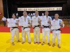 令和3年度和歌山県高等学校総合体育大会 柔道競技(個人戦)