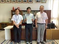 2021年度 和歌山県少年男子国体選考会(ゴルフ)