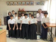 令和3年度和歌山県総合体育大会なぎなた競技の部