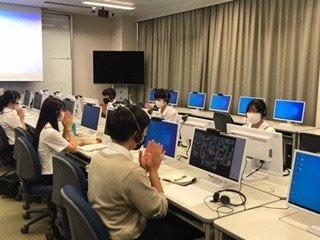 【高校】韓国・釜山外国語高校とのオンライン交流第2回