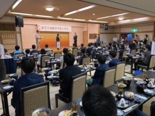 【中学1年生】宿泊研修1日目(午後)