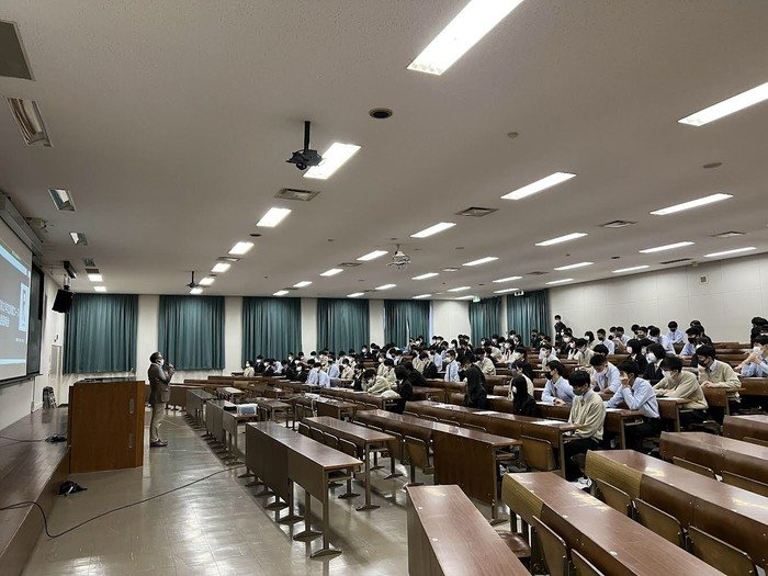 【高校2年生 立命館コース】進路説明会