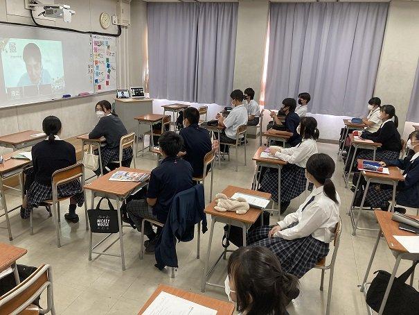 【中学2年生】「特別授業」