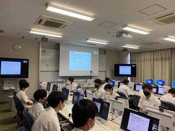 【高校2年立命館コース】理系クラス オンラインプログラミング講座②
