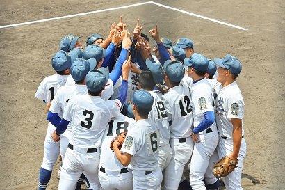 【高校クラブ】硬式野球部 7月28日(水) 試合の結果